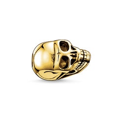 Bead skull from the Karma Beads collection in the THOMAS SABO online store