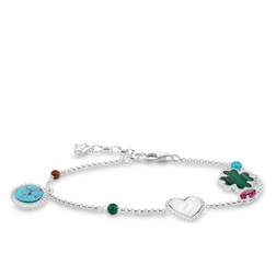 "bracciale ""Riviera Colours"" from the Glam & Soul collection in the THOMAS SABO online store"
