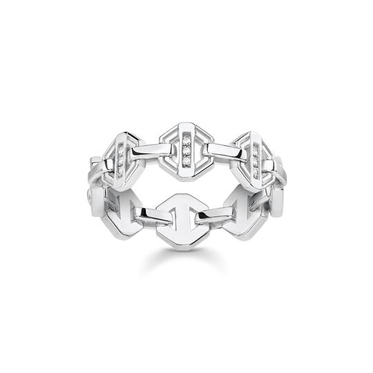 ring vintage silver from the  collection in the THOMAS SABO online store