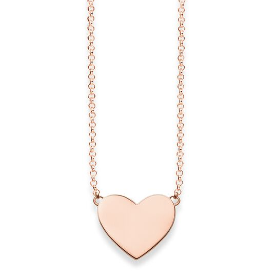 """necklace """"heart"""" from the Glam & Soul collection in the THOMAS SABO online store"""