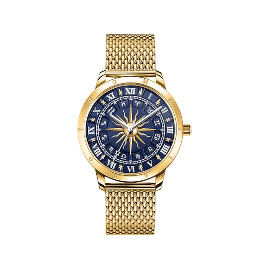 women's watch Glam Spirit astro watch, blue from the  collection in the THOMAS SABO online store