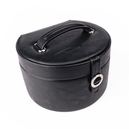Jewellery case round black beige from the  collection in the THOMAS SABO online store