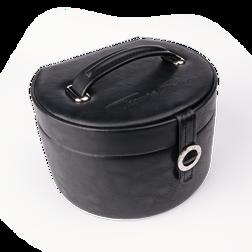 Schmuckkoffer rund schwarz beige aus der  Kollektion im Online Shop von THOMAS SABO