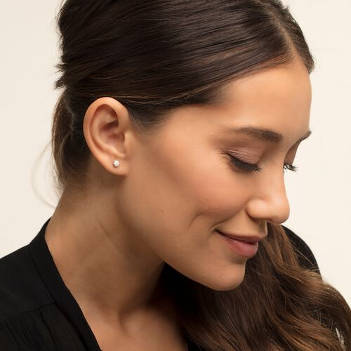"""ear studs """"Sparkling Circles"""" from the Glam & Soul collection in the THOMAS SABO online store"""