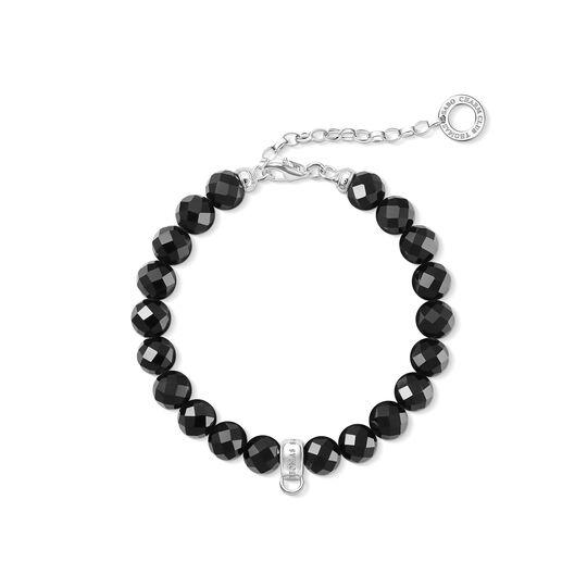 Charm-Armband Schwarz aus der Charm Club Kollektion im Online Shop von THOMAS SABO