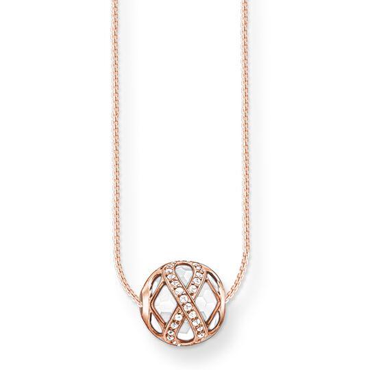 Kette Infinity aus der Karma Beads Kollektion im Online Shop von THOMAS SABO