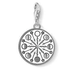 Charm pendant Moonphase from the  collection in the THOMAS SABO online store