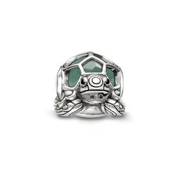 """Bead """"turtle"""" from the Karma Beads collection in the THOMAS SABO online store"""
