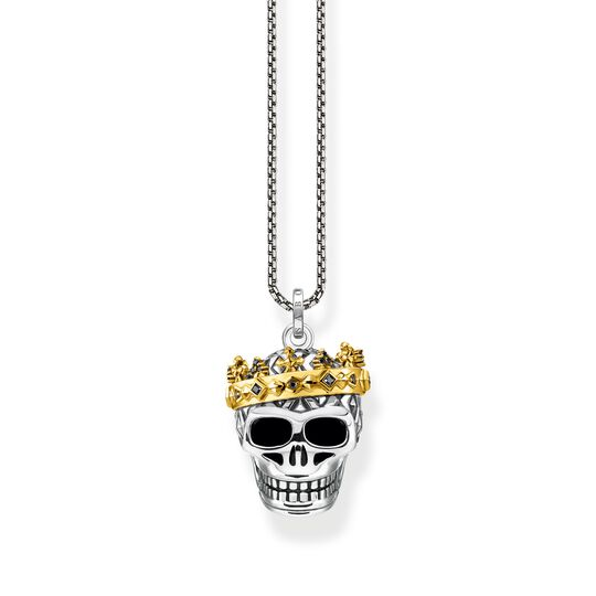 Necklace skull crown from the  collection in the THOMAS SABO online store