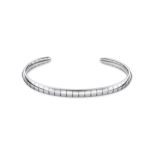 Bangle snakeskin silver from the  collection in the THOMAS SABO online store