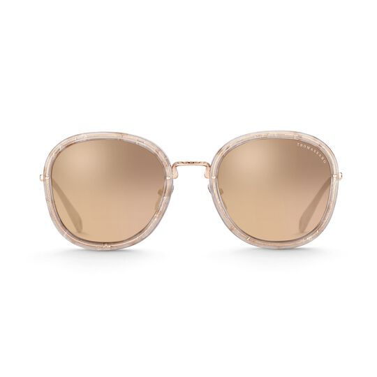 Sunglasses Mia pink mirrored square from the  collection in the THOMAS SABO online store