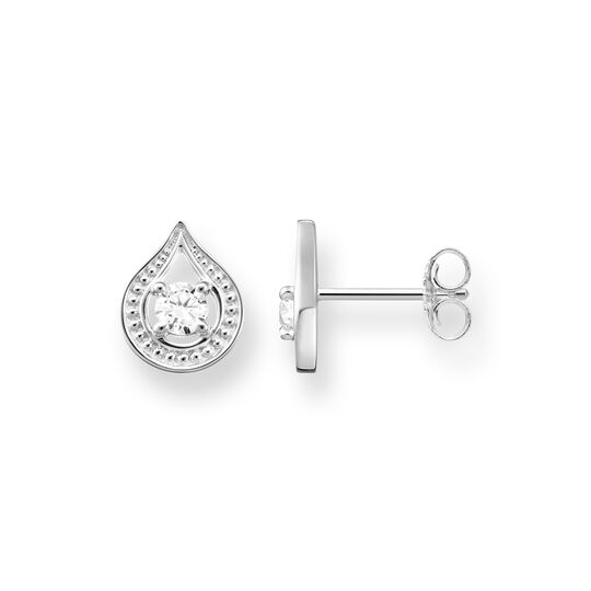 orecchini a lobo loto from the Glam & Soul collection in the THOMAS SABO online store