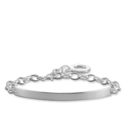 "Charm bracelet ""Classic"" from the Love Bridge collection in the THOMAS SABO online store"