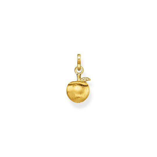 Pendant apple gold from the  collection in the THOMAS SABO online store