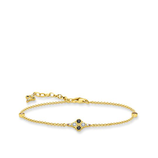 bracelet royalty gold from the Glam & Soul collection in the THOMAS SABO online store