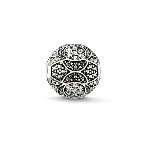 """Bead """"diamond crush"""" from the Karma Beads collection in the THOMAS SABO online store"""