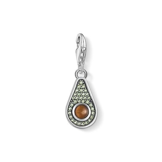 charm pendant avocado from the Charm Club collection in the THOMAS SABO online store