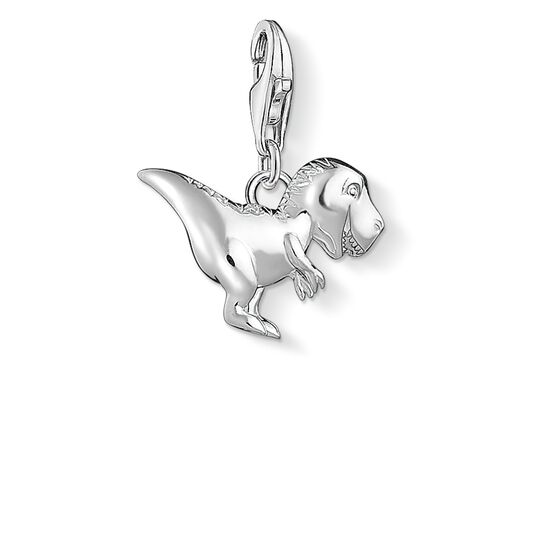 Charm pendant dinosaur from the  collection in the THOMAS SABO online store