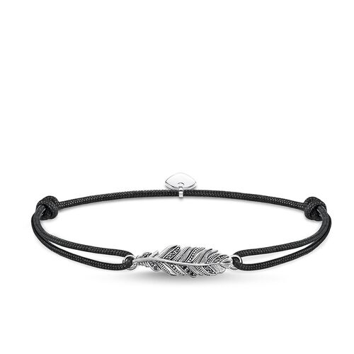 "Armband ""Little Secret Feder"" aus der Glam & Soul Kollektion im Online Shop von THOMAS SABO"