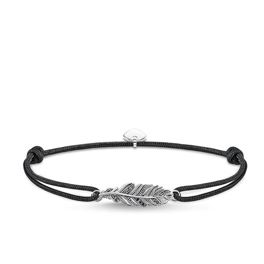 bracelet Little Secret feather from the Glam & Soul collection in the THOMAS SABO online store