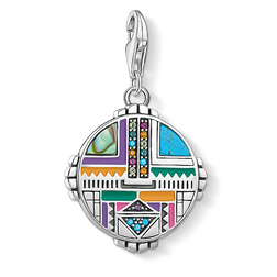 "ciondolo Charm ""simbolo del sole"" from the  collection in the THOMAS SABO online store"