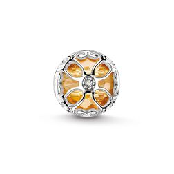 """Bead """"orange lotus flower"""" from the Karma Beads collection in the THOMAS SABO online store"""