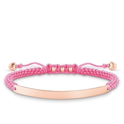 """bracelet """"heart"""" from the Love Bridge collection in the THOMAS SABO online store"""