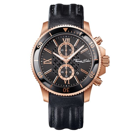 men's watch REBEL RACE from the Rebel at heart collection in the THOMAS SABO online store