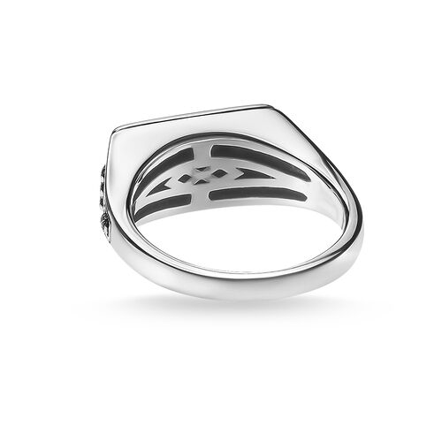 "Ring ""College Ring"" aus der Rebel at heart Kollektion im Online Shop von THOMAS SABO"