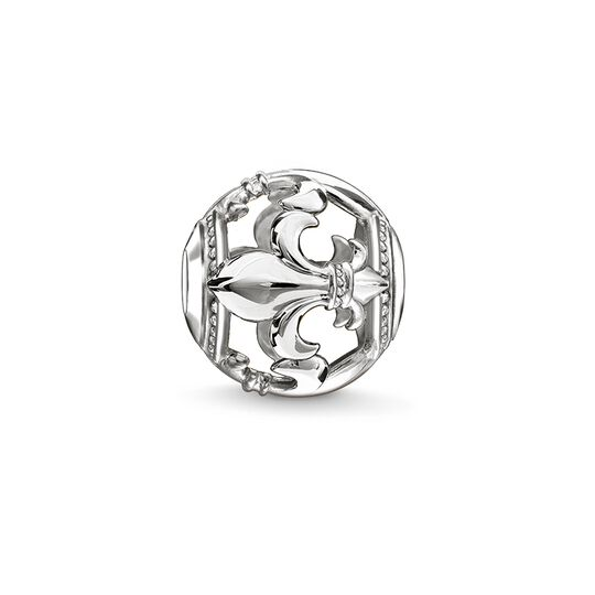 Bead fleur-de-lis from the Karma Beads collection in the THOMAS SABO online store