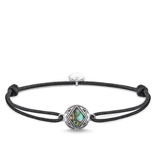 """bracelet """"Little Secret médaille nacre d'abalone"""" de la collection Rebel at heart dans la boutique en ligne de THOMAS SABO"""