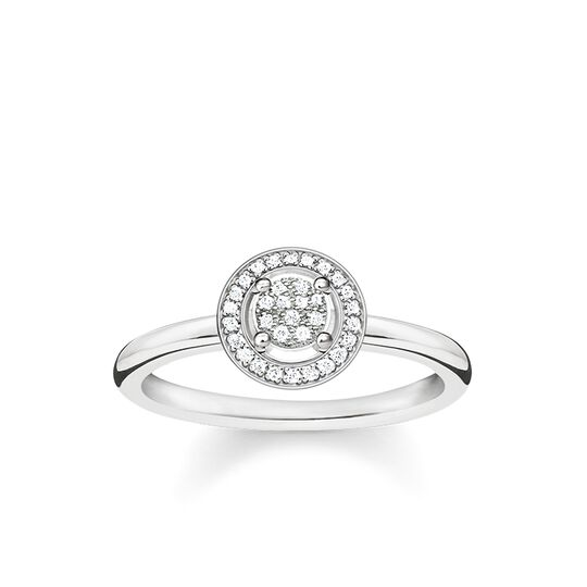 "ring ""Light of Luna"" from the Glam & Soul collection in the THOMAS SABO online store"