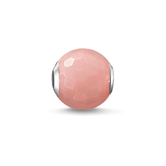 "Bead ""hot pink"" from the Karma Beads collection in the THOMAS SABO online store"