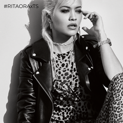 RITA ORA Look Iconic by TS from the  collection in the THOMAS SABO online store