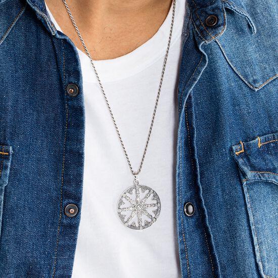 pendant from the Karma Beads collection in the THOMAS SABO online store