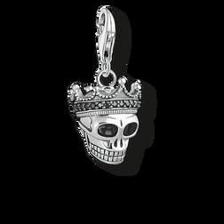 """Charm-Anhänger """"Totenkopf König"""" aus der  Kollektion im Online Shop von THOMAS SABO"""
