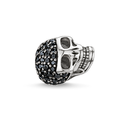 "Bead ""skull pavé large"" from the Karma Beads collection in the THOMAS SABO online store"