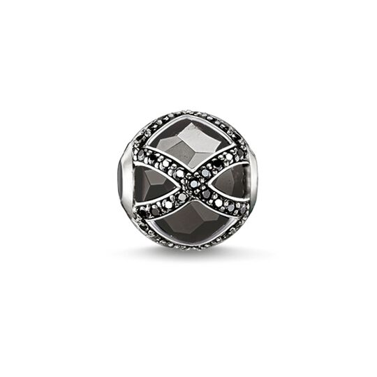 Bead black Maharani from the Karma Beads collection in the THOMAS SABO online store