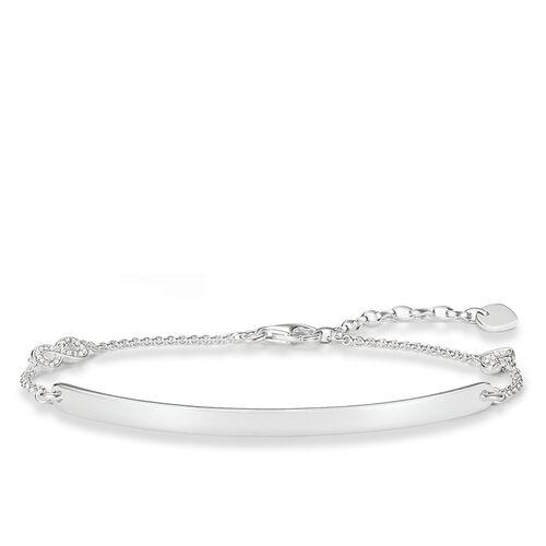 """Armband """"Infinity"""" aus der Love Bridge Kollektion im Online Shop von THOMAS SABO"""