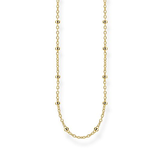 round belcher chain yellow gold from the  collection in the THOMAS SABO online store