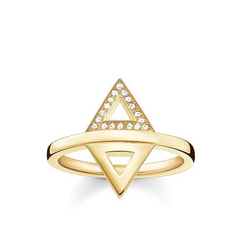 """Ring """"Dreieck"""" aus der Glam & Soul Kollektion im Online Shop von THOMAS SABO"""
