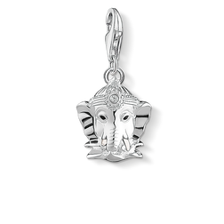 Charm pendant Hindu god Ganesh from the  collection in the THOMAS SABO online store