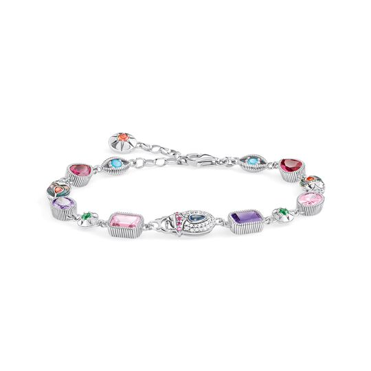 bracelet Large lucky charms, silver from the  collection in the THOMAS SABO online store