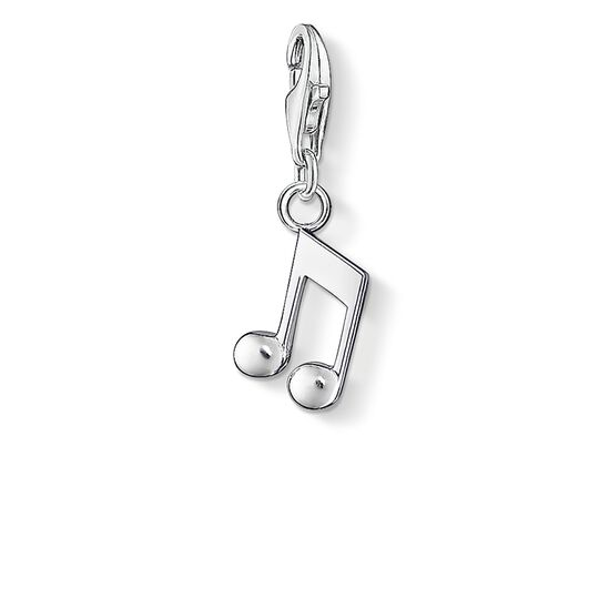 Charm pendant note from the  collection in the THOMAS SABO online store
