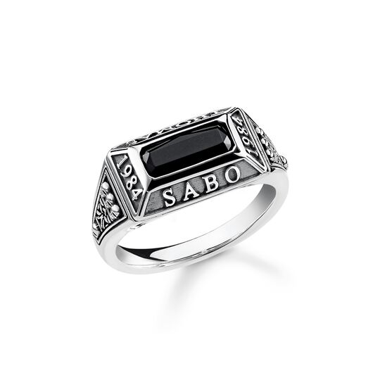 Ring college ring from the  collection in the THOMAS SABO online store
