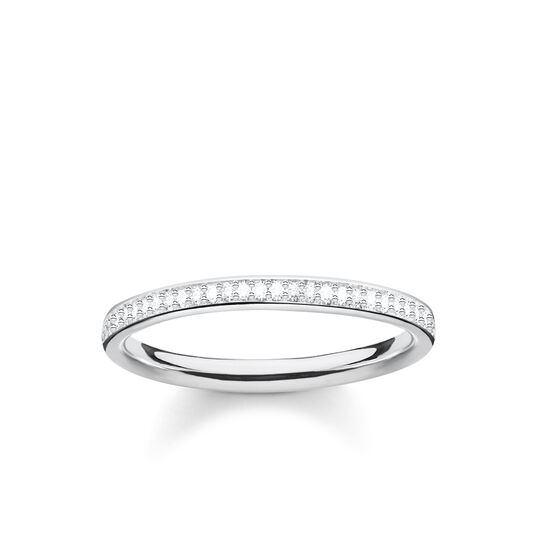 ring diamond pavé from the Glam & Soul collection in the THOMAS SABO online store