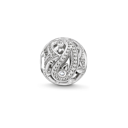 "Bead ""paisley design"" from the Karma Beads collection in the THOMAS SABO online store"