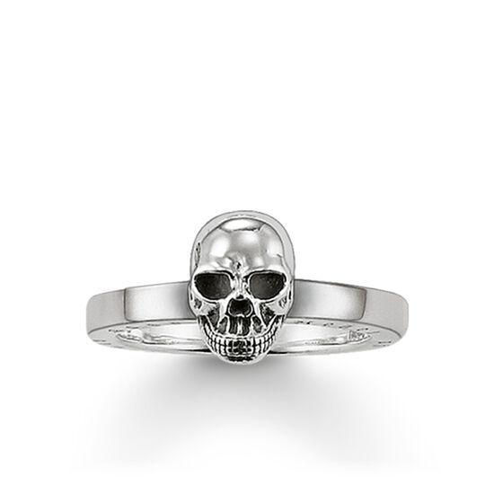 """Ring """"Totenkopf"""" aus der Rebel at heart Kollektion im Online Shop von THOMAS SABO"""