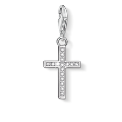 Charm pendant cross from the  collection in the THOMAS SABO online store