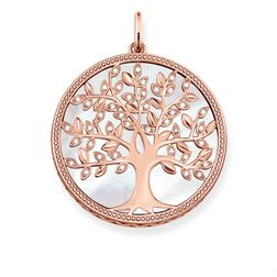 "pendant ""White Tree of Love"" from the Glam & Soul collection in the THOMAS SABO online store"